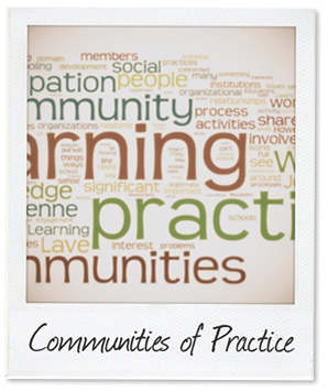 Communities of practice polaroid